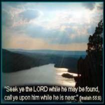 Isaih 55:
