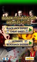 Black Jack Casino Cash 21 Wins