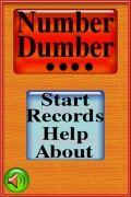 Number Dumber