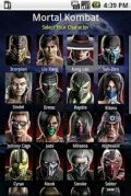 Mortal Kombat Moves