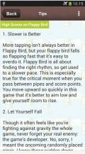 Guide for Flappy Bird