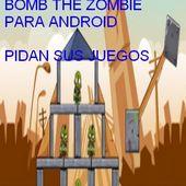 bomb the zombie
