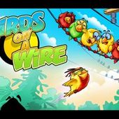 Birds on a wire Android