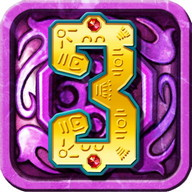 Treasures of Montezuma 3 Free. True Match-3 Game.