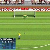 Penalty ShootOut football
