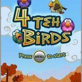 4 Tech Birds