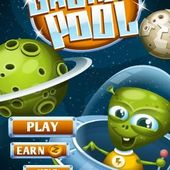 Galaxy Pool (physics game)