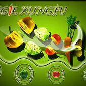 Veggie KungFu