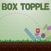 Box Topple - Knockdown!