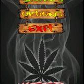 Weed Drop Game