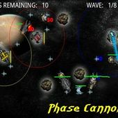 Phase Cannon TD secure