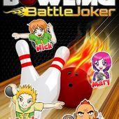 3D Bowling Battle Joker Games