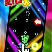 Glow Blast Blitz X - tap bubble