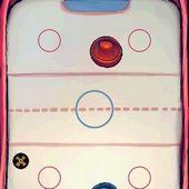 Spin Air Hockey