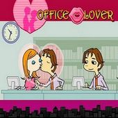 Office Lover Kiss