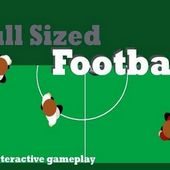 Full Sized Football