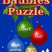 Xmas Baubles Puzzle