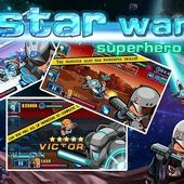 Star Wars Superhero Return