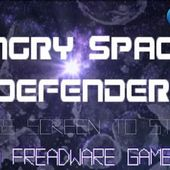 Angry Space Defender
