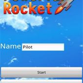 Powerful Rocket
