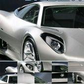 Jigsaw - Super Car