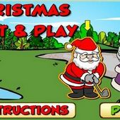 Christmas Putt and Play