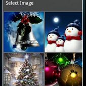 Christmas - Slide Puzzle