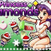 Christmas Princess Diamonds