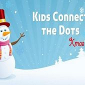 Kids Connect the Dots Xmas