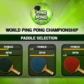 World Ping Pong Free