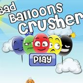 Angry Bad Balloons Crusher