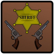 Shooting Sheriff's Gun