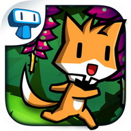 Tappy Escape - The Crazy Running Fox Game