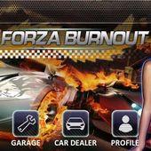 GT FORZA Burnout