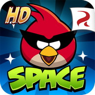Angry Birds Space Hd by Kaifiki