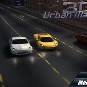3D Urban race