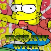 Jigsaw with Simpson