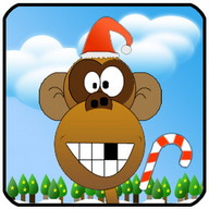 Christmas Feed The Monkey