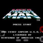 Mega Man(Rockman) 1-6