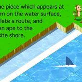 Ape Maze Puzzle Free
