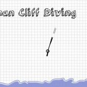 Stickman Cliff Diving