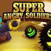 Super Angry Soldiers Trial