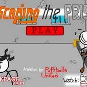 Stickman Prison Escape Game