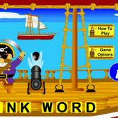 Pirate Schooner Word Puzzles