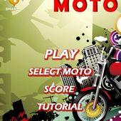 Driving Moto