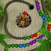 PHONEKY - Jungle Marble Blast Android Games
