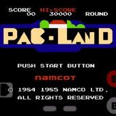 Pac-Land for Android