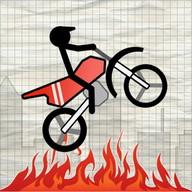 Stick Stunt Biker