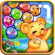 Bubble Медведь Делюкс