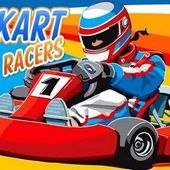 Go Kart Racers- VS Racing Game